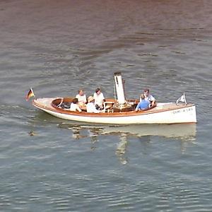 2007, Dampfboot-Treffen