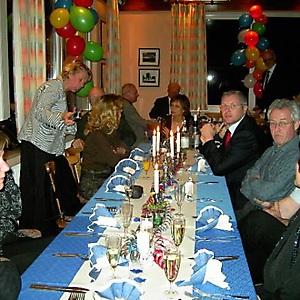 2007, Silvesterfeier im YCRM
