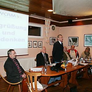 2010, Mitgliedsversammlung