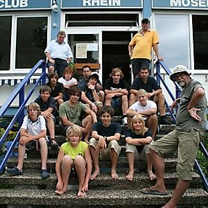 2008, 420er-Trainingslager