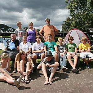 2011, 420er Trainingslager