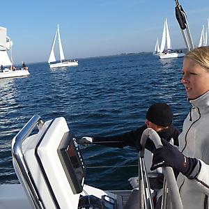 2011, Nautic Youngstars-Teilnahme. Ostsee-Regatta