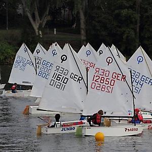 2013, Opti-Regatta