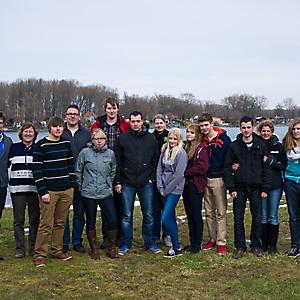 2013, Trainerassistenzausbildung in Eich