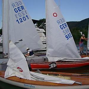 2007, O-Jollen-Regatta