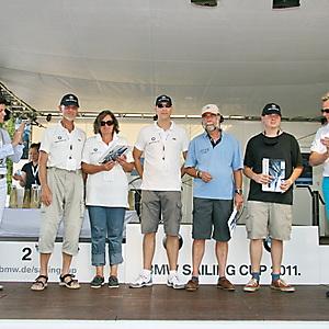 2011, BMW Sailingcup