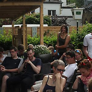 2016, J/70 Crewmeisterschaft, Sonntag Gerd Rohrmann