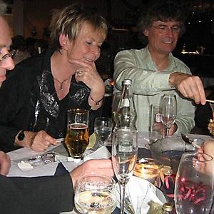 2008, Silvesterfeier im YCRM