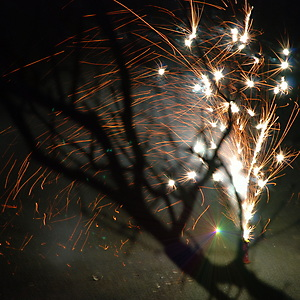 2013, Silvesterfeier im YCRM
