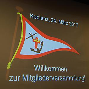 2017, Mitgliederversammlung