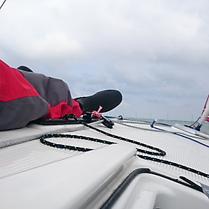 2015, B/One Manövertraining IJsselmeer