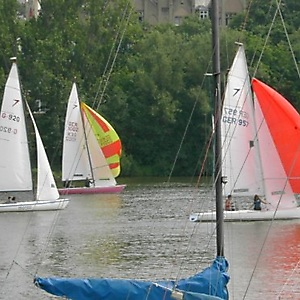 2008, Bilderarchiv Segelsport