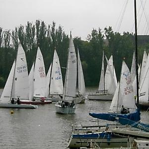 2008, Frühjahrsregatta