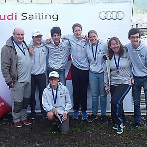 2015, Vereinsmeisterschaft RLP, Laacher See, Siegerehrung